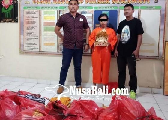 Nusabali.com - irt-gelapkan-pakaian-sewaan