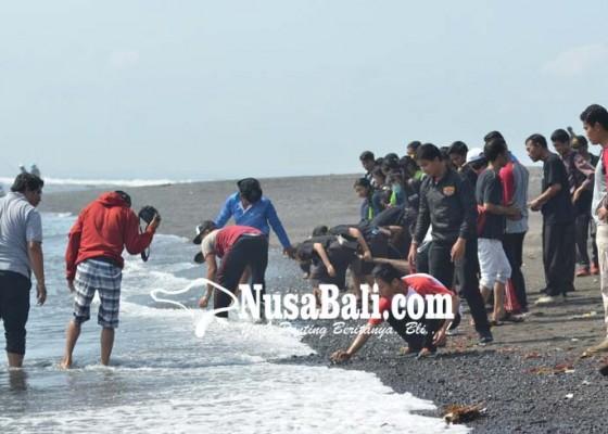 Nusabali.com - kirab-pemuda-gelar-kebersihan-di-pantai