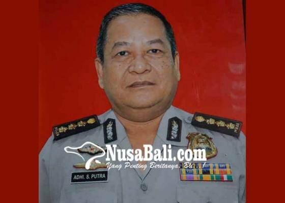 Nusabali.com - karo-rena-polda-bali-meninggal-9-hari-pasca-jalani-operasi-jantung
