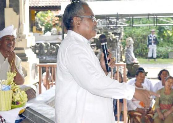 Nusabali.com - ida-pandita-mpu-jaya-acharyananda-jangan-beragama-dalam-kecemasan