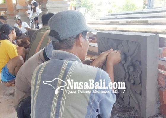 Nusabali.com - ukiran-khas-buleleng-dibangkitkan-lagi