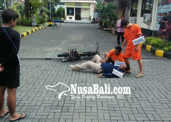 Nusabali.com - bunuh-sopir-traktor-bapak-anak-dibekuk