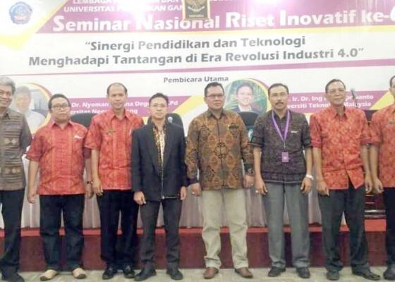 Nusabali.com - undiksha-gelar-seminar-nasional-riset-inovatif-ke-6