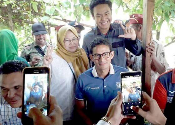 Nusabali.com - kampanye-3-bulan-sandiaga-habiskan-rp-30m