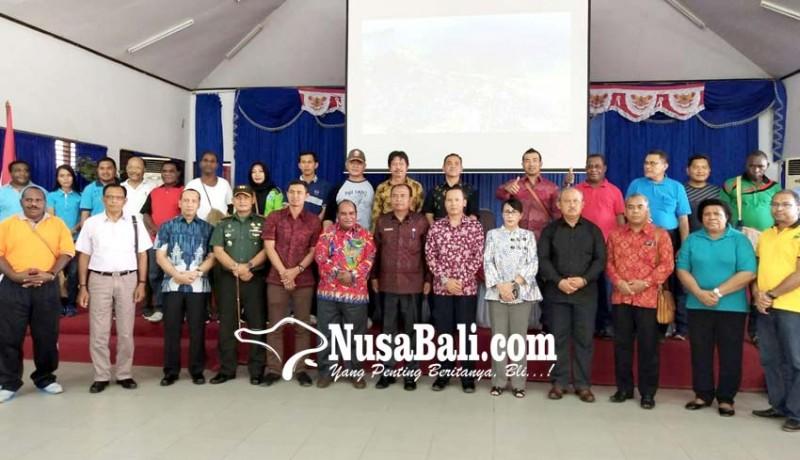 www.nusabali.com-kunjungan-ke-sorong-bupati-promosikan-wisata-bangli