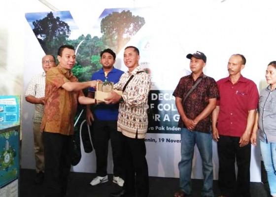 Nusabali.com - sampah-kemasan-disulap-bernilai-ekonomis