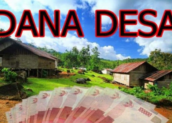 Nusabali.com - dana-desa-dari-apbn-tak-kunjung-cair