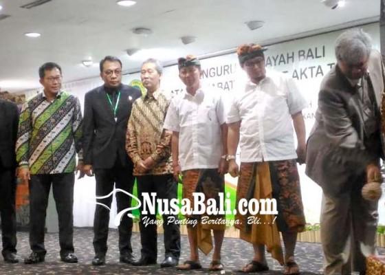 Nusabali.com - ppat-bali-diminta-jaga-kekompakan