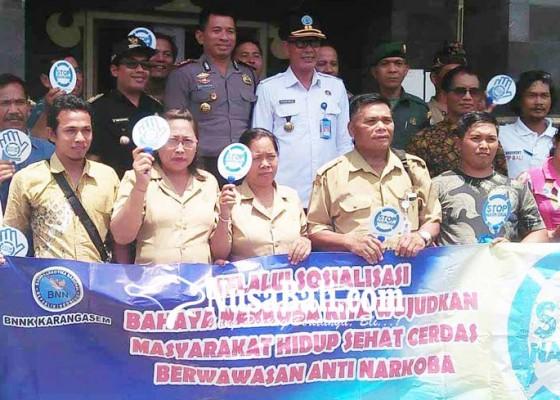 Nusabali.com - perbekel-undang-bnnk-sosialisasi-narkoba