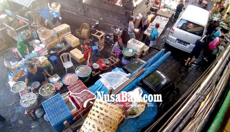 www.nusabali.com-sebagian-pedagang-menolak-relokasi-pada-desember