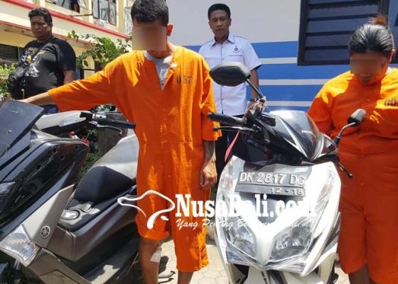 Nusabali.com - residivis-curanmor-dibekuk-di-dagang-tuak