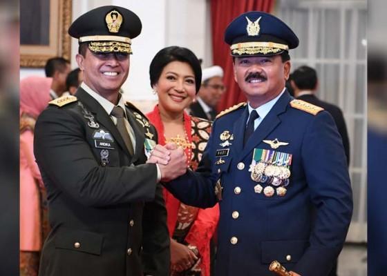 Nusabali.com - pangkostrad-dilantik-presiden-jadi-ksad