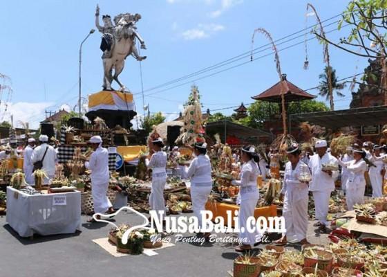 Nusabali.com - upacara-marisuda-bumi-digelar
