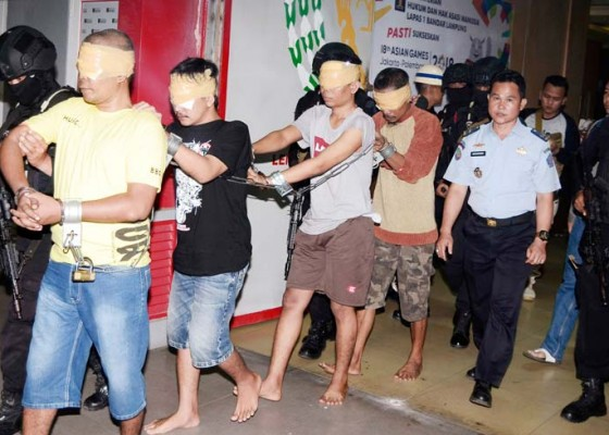 Nusabali.com - 30-napi-high-risk-dipindah-ke-cipinang