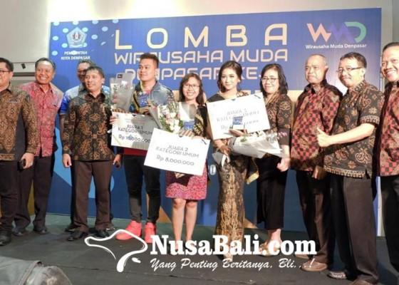 Nusabali.com - 97-pengusaha-ikuti-lomba-wirausaha-muda-denpasar-2018