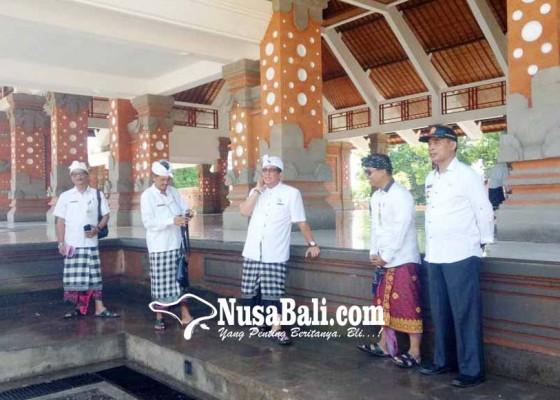 Nusabali.com - wabup-sarankan-bentuk-upt-untuk-pemeliharaan-gedung