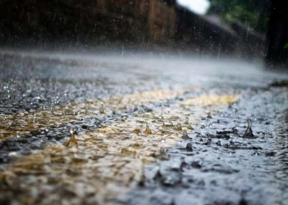 Nusabali.com - bbmkg-waspadai-hujan-disertai-petir
