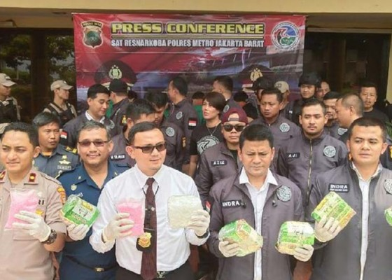 Nusabali.com - polisi-gagalkan-penyelundupan-44-kg-shabu