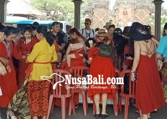 Nusabali.com - objek-wisata-pura-puseh-batuan-tak-pakai-tiket
