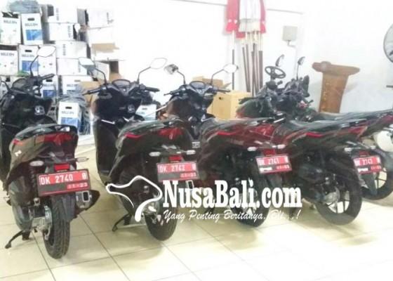 Nusabali.com - pejabat-setingkat-kasubag-dapat-motor-baru