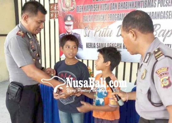 Nusabali.com - polsek-kubu-mengangkat-18-anak-asuh