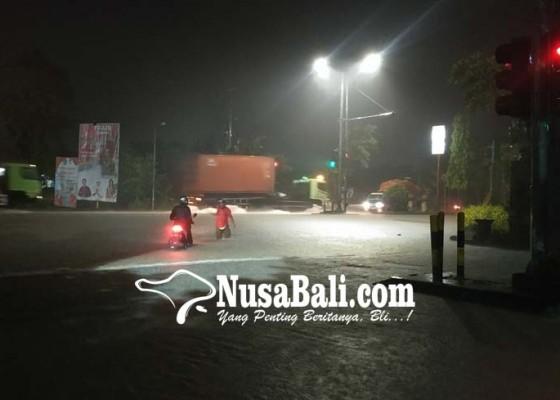 Nusabali.com - hujan-6-jam-kota-negara-kebanjiran