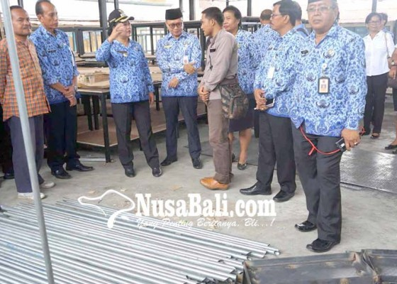 Nusabali.com - proyek-molor-rekanan-didenda