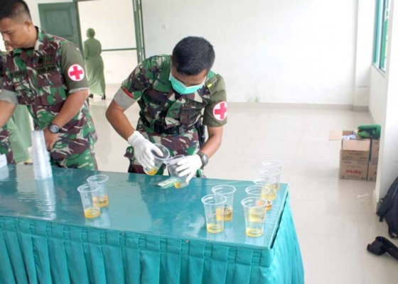 Nusabali.com - gelar-sosialisasi-p4gn-10-personil-dites-urine