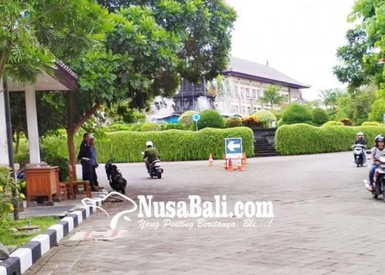 Nusabali.com - rp-97-m-untuk-tenaga-keamanan-puspem-badung-selama-setahun