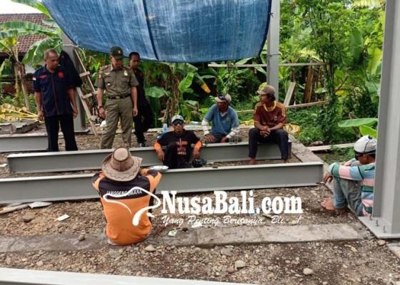 Nusabali.com - satpol-pp-hentikan-proyek-perumahan-dan-ruko-di-negara