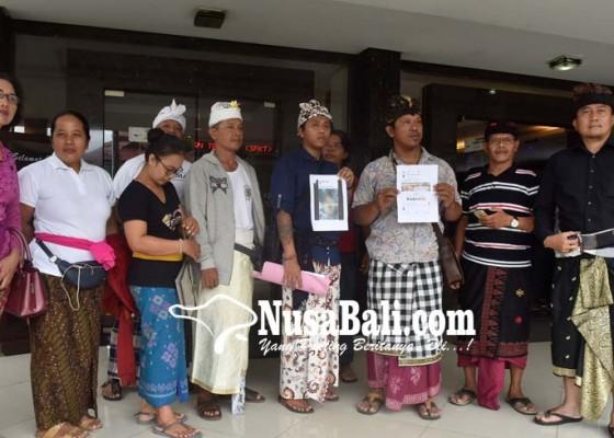 Nusabali.com - fhd-laporkan-ujaran-kebencian-ke-polda