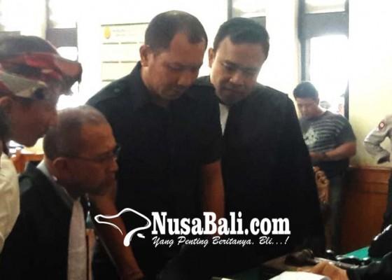 Nusabali.com - ismaya-bantah-keterangan-kabid-trantib