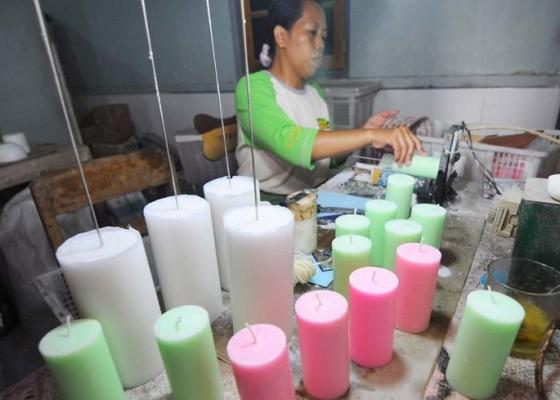 Nusabali.com - permintaan-lilin-meningkat