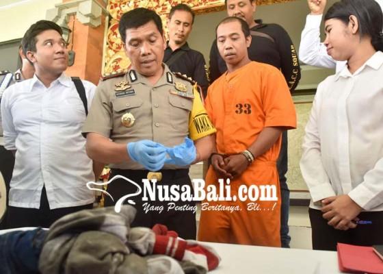 Nusabali.com - tersangka-igm-susila-berulah-karena-cintanya-ditolak