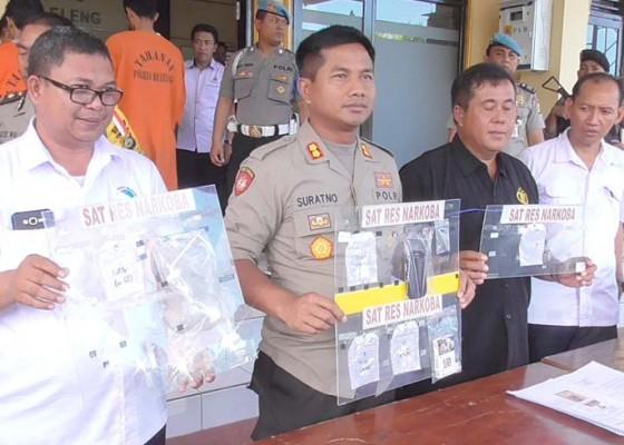 Nusabali.com - empat-penyalahguna-narkoba-dijuk