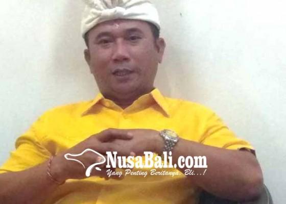 Nusabali.com - jajaran-dpd-ii-golkar-usul-musda-dipercepat