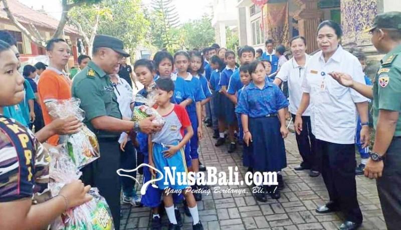 Nusabali Com Ratusan Siswa Slb Rayakan Hari Disabilitas