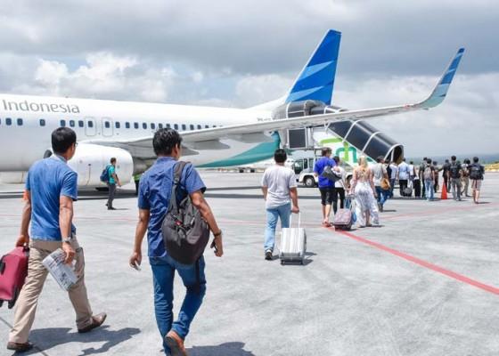 Nusabali.com - penumpang-pesawat-global-naik-63-persen