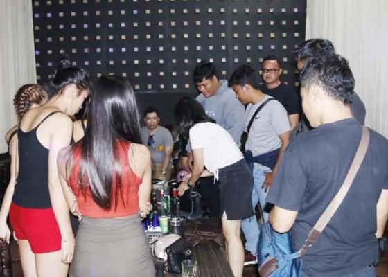 Nusabali.com - buru-narkoba-tempat-hiburan-malam-dirazia
