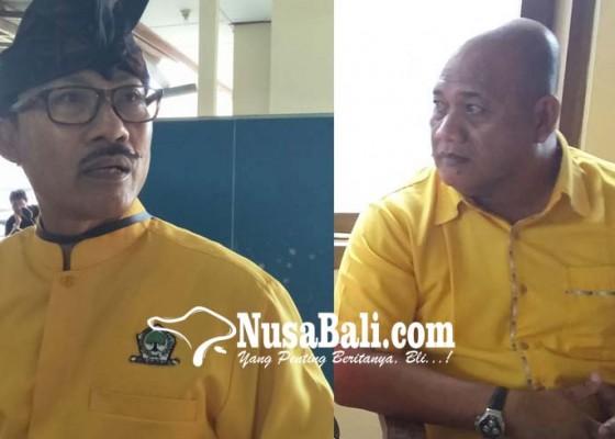 Nusabali.com - dewa-nida-ancam-laporkan-gunawan-ke-dpp-partai-golkar