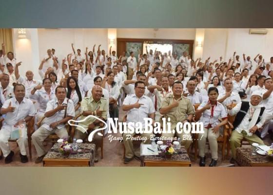 Nusabali.com - pilpres-gerindra-tak-warning-kader-dengan-sanksi