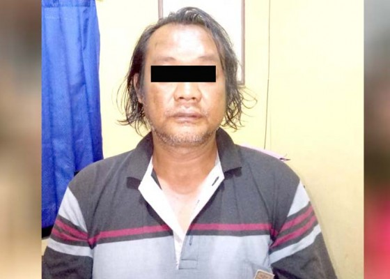 Nusabali.com - ancam-babinsa-mangku-doglas-diamankan