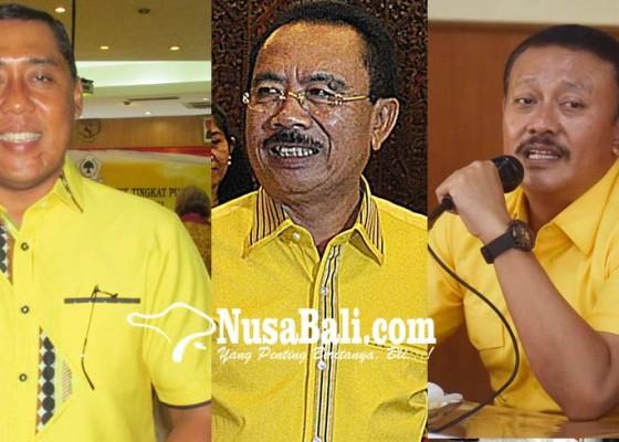Nusabali.com - muncul-3-kandidat-ketua-golkar-bali