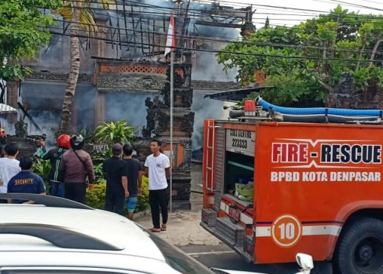 Nusabali.com - kantor-pacto-sanur-terbakar