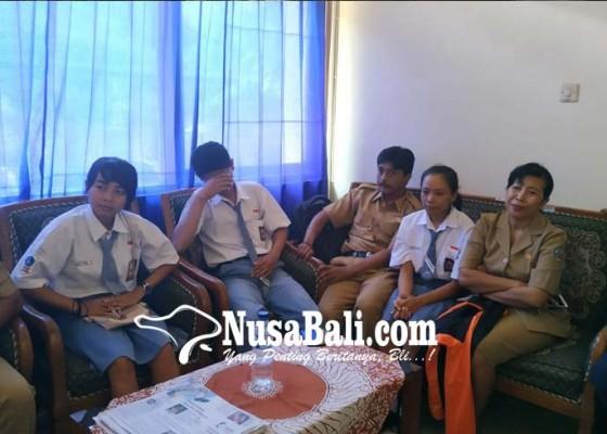 Nusabali.com - orientasi-kepramukaan-diwarnai-perpeloncoan