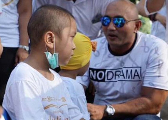 Nusabali.com - de-gadjah-ajak-masyarakat-ikut-bantu-penderita-kanker