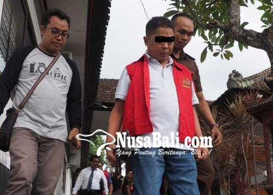 Nusabali.com - anggota-dprd-klungkung-ditahan