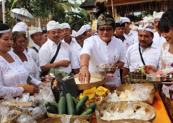 Nusabali.com - karya-pedudusan-agung-memungkah-tawur-agung-dan-ngusaba-di-desa-adat-petang
