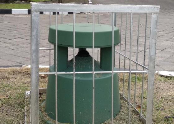Nusabali.com - areal-puspem-badung-dilengkapi-110-garden-speaker