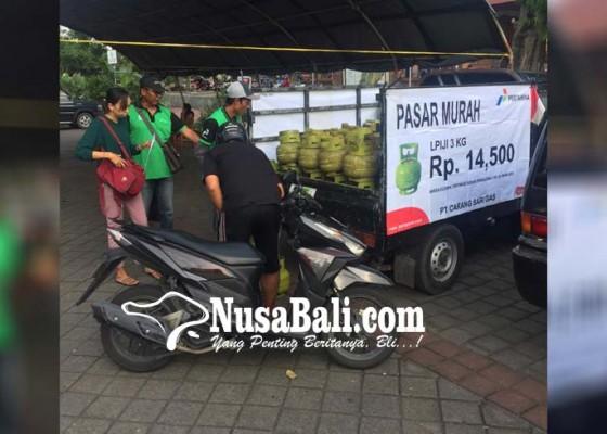 Nusabali.com - jelang-galungan-dan-nataru-tpid-gelar-pasar-murah